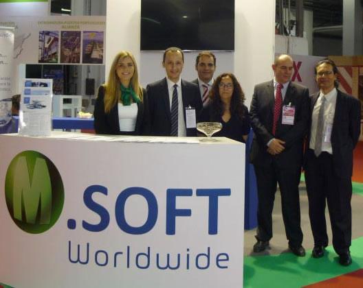 M.SOFT Worldwide en el SIL 2015
