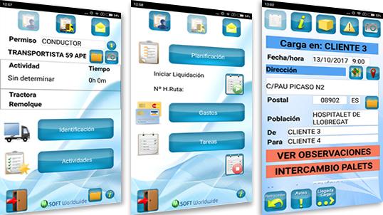 App MOBILITY de M.SOFT Worldwide para toda la industria