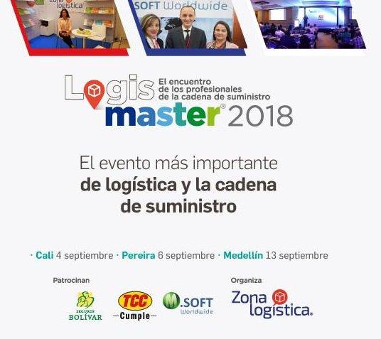 M.SOFT Worldwide en Logismaster 2018