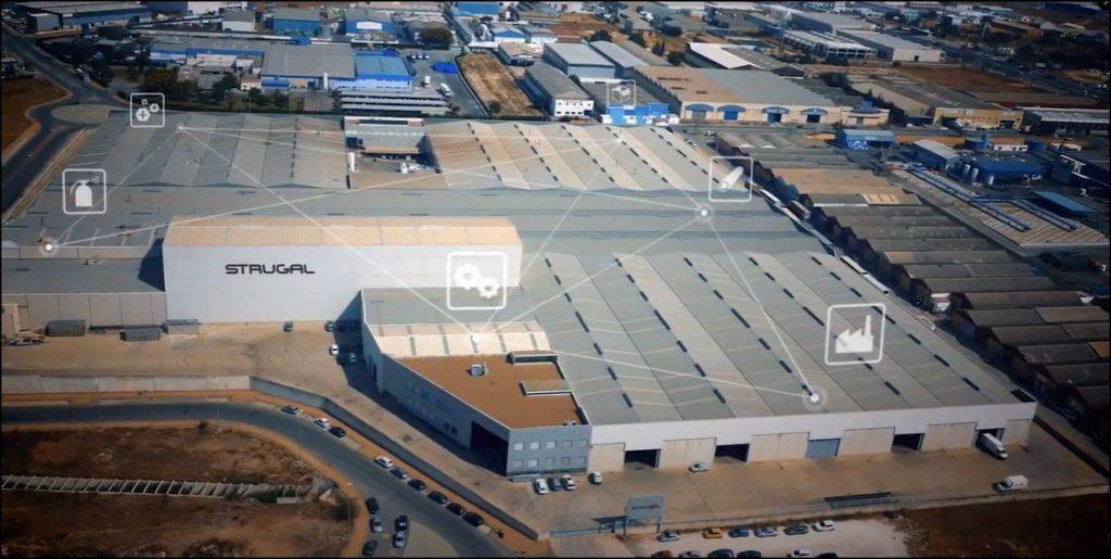 Sede de Strugal Logistics en Alcalá de Guadaira.